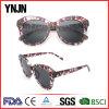 Hot Sale Ynjn New Design Femmes Lunettes de soleil de promotion colorée