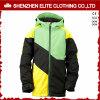 Revestimento ao ar livre respirável do Snowboard do esqui de Softshell do desgaste (ELTSNBJI-54)