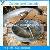 Recipiente de acero al carbono de boca