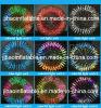 Esfera humana inflável Shining colorida de Zorb do tamanho para adultos