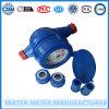 Счетчик воды из пластика ABS с высоким качеством изображения