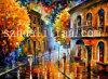 Het Olieverfschilderij van het impressionisme (IM2)