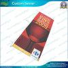 De duurzame Banner van de Reclame van de Stof voor Carrefour Bedrijf (_NF02F06002)