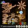 La decoración exterior de alta calidad 2D LED Luz cruzando la calle