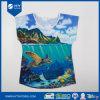 Signora reattiva su ordinazione T-Shirt del cotone stampata Digitahi