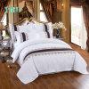 Van het Katoenen van Yrf het Linnen Bed van het Hotel 100% Bamboe Geborduurde Reeksen van het Beddegoed