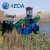 Nave di taglio del giacinto di acqua del Weed Harvester& di rendimento elevato per l'esportazione