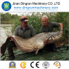 Tilapia Catfish를 위한 각종 Capacity Fish Food Production Line