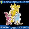 工場販売の安全ピンのカスタム金属のバッジPin