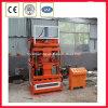 Automatic Construction Equipment with Clay Soil Interlocking Brick Machine