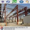 Cadre d'acier pré-construit pour la construction d'ateliers