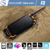 4.5インチMtk6572Wは防水険しい携帯電話(F3)二倍になるSIMの人間の特徴をもつ無線軍の通話装置の