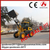 セリウムの証明書(ZL16F)が付いているHongyuanの車輪のローダー