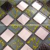 Роскошные плитки мозаики кристаллический стекла