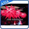 Aufblasbare Beleuchtung-Dekoration, aufblasbarer Stern für Ereignis-Partei-Dekoration
