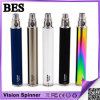 높은 Quality Electronic Cigarettes Vision Spinner 1300mAh Battery