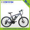Bicicleta da montanha de Fram do aço de carbono/montanha elétricas Ebike