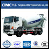 Hino 6*4 Concrete Mixer Truck para Engineering Machinery
