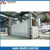 9 Korb-Vergüteofen in der drei Fußboden-doppelten Tür in der Aluminiumstrangpresßling-Maschine