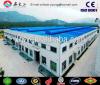 Materiales de construcción de la estructura de acero del Multi-Palmo/taller prefabricado de la estructura de acero, almacén (JW-16294)