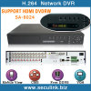 24CH H. 264 Compressie Standalone HDMI In real time DVR (sa-8024V)