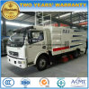 Caminhão da limpeza do vácuo de Dongfeng 4*2 Rhd LHD