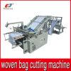 Ausschnitt-Maschine für Ausschnitt-Plastik-pp. gesponnene Rolle in Stücke