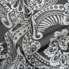 Spandex Chiffon Impresso para Garmnets