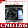 Programador para la versión 2012 de Honda Gna600 V2.027