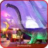 運動場の静的な彫刻の恐竜の芸術のクラフト