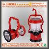 8 SMD LED Solarlicht für das Kampieren mit Taschenlampe 1W (SH-1972B)