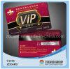 Cartão maioria de fornecimento do VIP do diamante do cartão da listra da assinatura