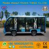 세륨과 SGS 증명서를 가진 Zhongyi 상표 11 시트 전기 차량 관광 차
