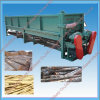 Bois/bois de construction/machine écaillement automatiques de logarithme naturel
