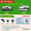 Камера Купола Обеспеченностью CCTV Самых Лучших Сбываний Напольная Используемая Ультракрасная Водоустойчивая