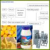 Aço inoxidável Automática Completa linha de produção de maionese