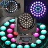 Bewegliches Hauptlicht des Ring-Effekt-36*10W RGBW LED mit Summen-Wäsche