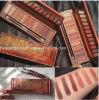 Los colores de maquillaje 12Eyeshadow Palette la sombra de ojos