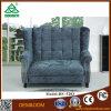 Insiemi americani del sofà di vendita del salone della mobilia di disegno moderno del tessuto del sofà caldo dell'angolo