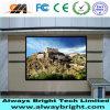 Visualización de LED a todo color de interior del vídeo P5 de Abt que hace publicidad de la pantalla
