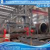 Vente chaude ! Machine de roulement de plaque du Quatre-Roulement Mclw12CNC-80X3500 avec la norme ISO9001