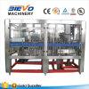 Le gaz carbonaté boit des machines du remplissage de bouteilles 3 in-1