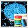 Granules de Masterbatch de PE de matière plastique pour le fil et le câble