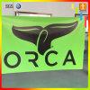 Signe extérieur fait sur commande de drapeau de vinyle de PVC (TJ- 24)