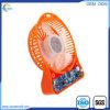 Moldeo por inyección plástico del mini ventilador plástico del USB de la precisión del OEM