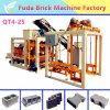 Bloc creux concret automatique de brique de Shengya faisant les machines Qtj4-26