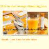 O mais novo produto de perda de peso emagrecimento de suco de laranja