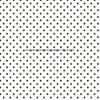 il punto bianco Pigment&Disperse della priorità bassa 100%Polyester ha stampato il tessuto per l'insieme dell'assestamento