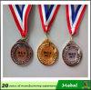 カスタム金属はリボンメダル昇進を遊ばす