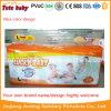 Super Lucky film PE bon marché avec PP rubans de couches pour bébé